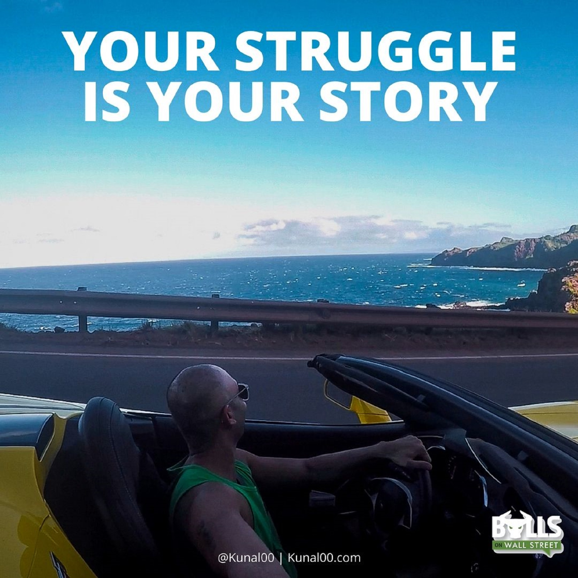 Your Struggle is Your Journey