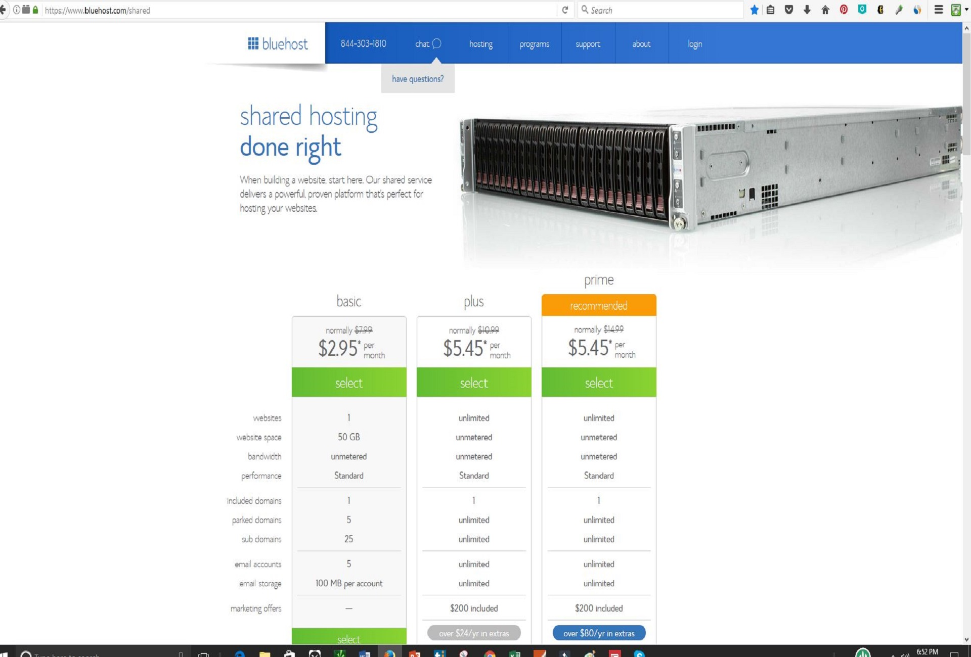cheap wordpress hosting from bluehost web hosting