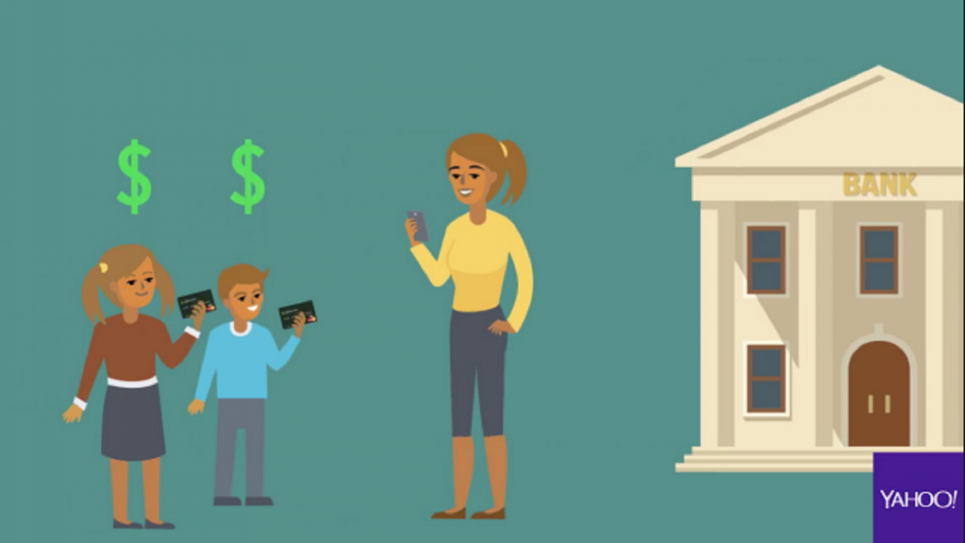 How to Open The Best Bank Account for Your Kids