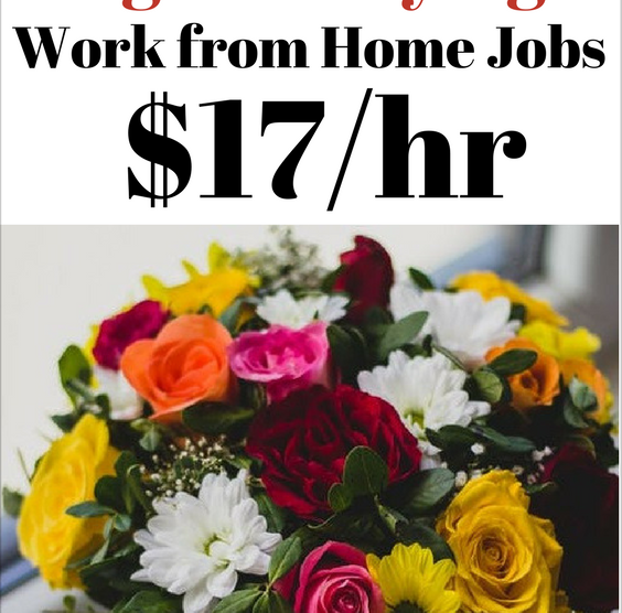 work from home jobs highest paying