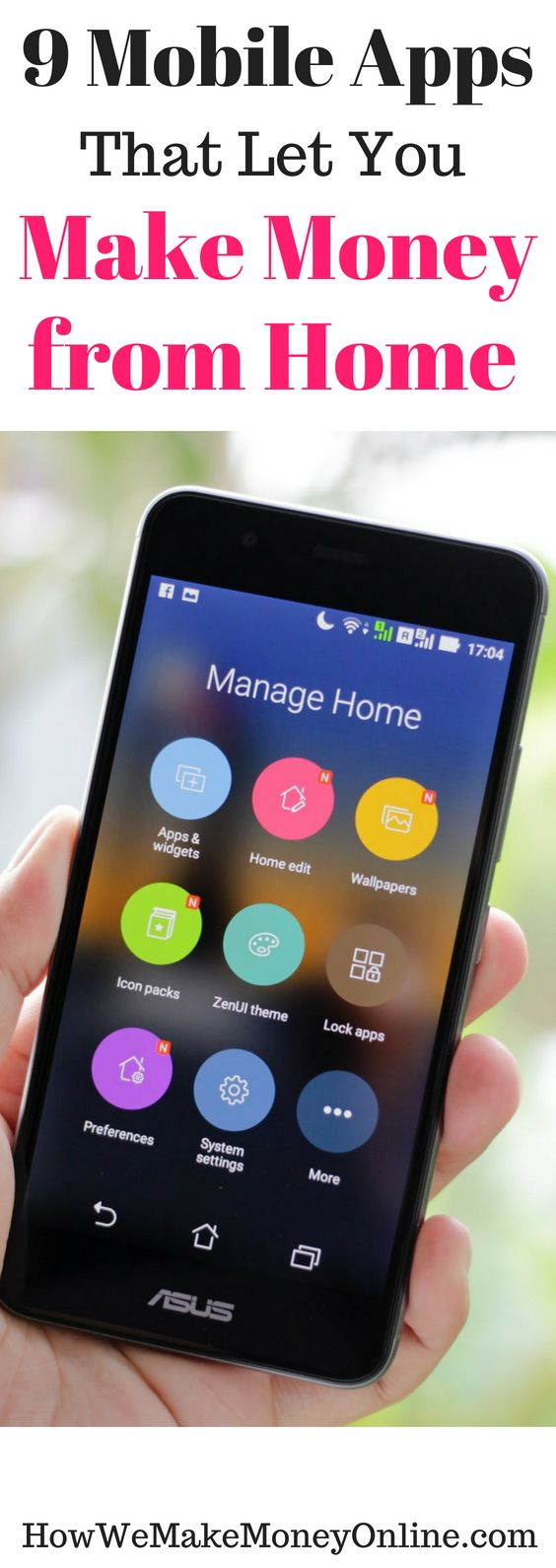 9 Best Mobile Apps That Help You to Make Easy Money from Home