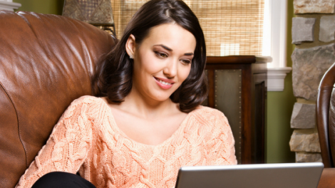 how to work at home on the internet