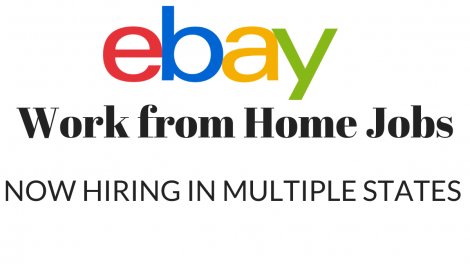 ebay work from home jobs