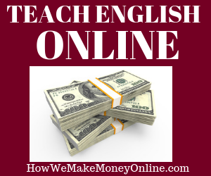 teach english online china