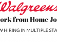 walgreens work from home jobs