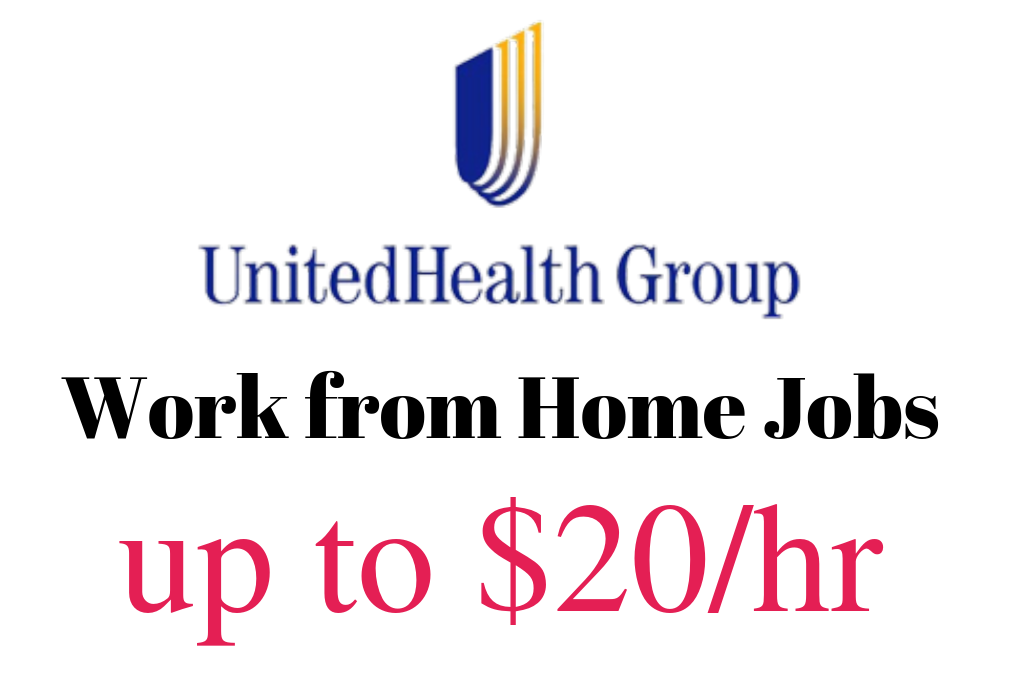 UnitedHealth Group is Hiring Work from Home in Most States!