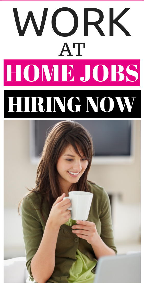 Get Paid to Work from Home in 46 States