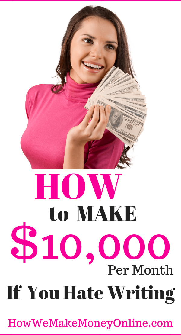 How to Start a Blog and Earn $10,000 Per Month Passive Income