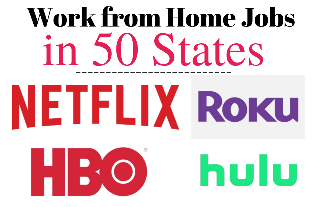 Work-at-Home in All 50 States – Help People Watch Movies
