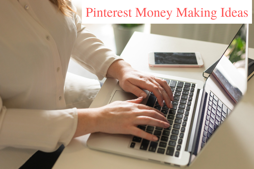 Pinterest money making ideas, 16 Best ways to make money on Pinterest. How to make money on Pinterest. One young lady who started a blog makes $8,000 a month from home and quit her 9 to 5 job. In this simple to understand, step-by-step guide, I will show you 16 creative ways to make money on Pinterest. No college degree is needed and you can get STARED today. #pinterest #howtomakemoneyonpinterest #pinterestsidehustles #workfromhome #workfromhomejobs #howtoworkfromhome #sidehustles #sidegigs #onlinejobs