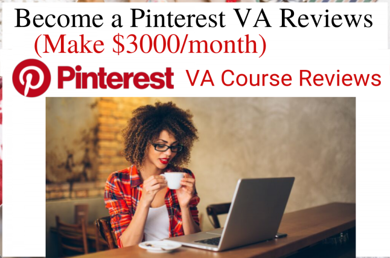 Become a Pinterest VA reviews - how to become a Pinterest VA reviews, Pinterest VA jobs reviews. Do you want to become a Pinterest VA and HONEST REVIEWS to help you decide? In this easy to understand post, I will provide legit reviews of the Become a Pinterest VA course to help you make money on Pinterest and work from home. #pinterestva #course #pinterestvacourse #becomeapinterestva #vacourses #coursereviews #pinterestcourses #workfromhomejobs #makemoneyonline