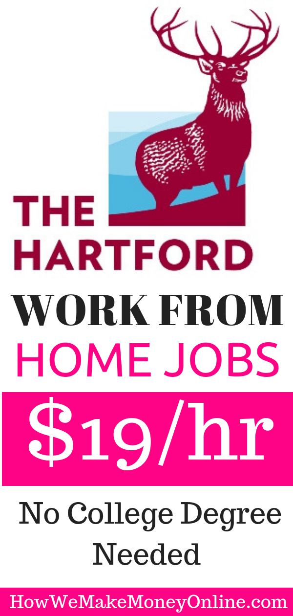 Work from Home Jobs: The Hartford is Hiring in 50 States