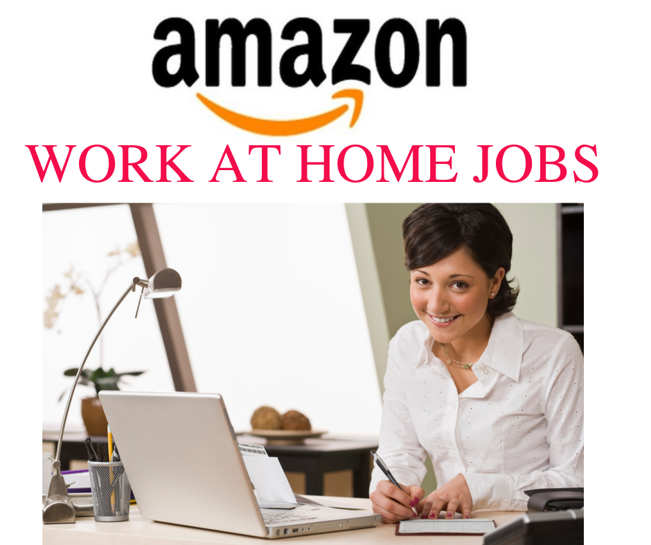 Amazon is Hiring Work from Home in Most States Now!