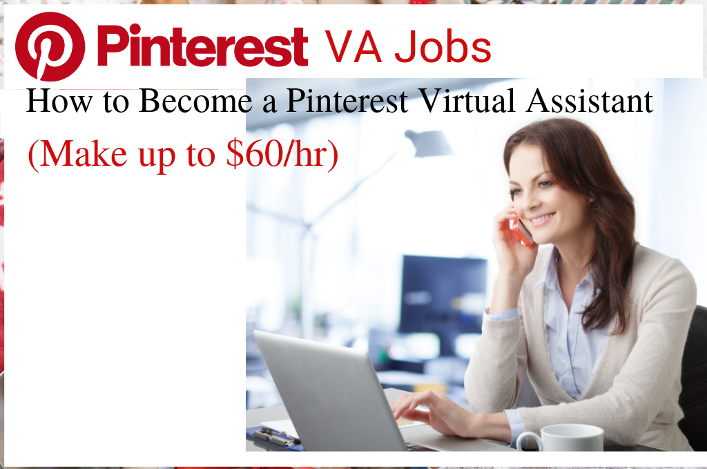Pinterest Virtual Assistant Jobs. Pinterest VA Jobs in 2020: How to Become a Pinterest Virtual Assistant