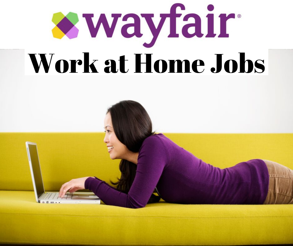 Wayfair is Hiring Work from Home in Multiple States