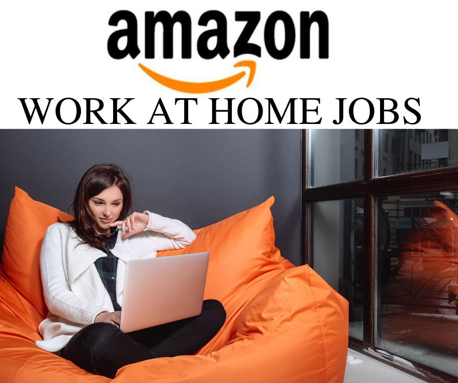 Amazon and Alexa are Hiring Work from Home