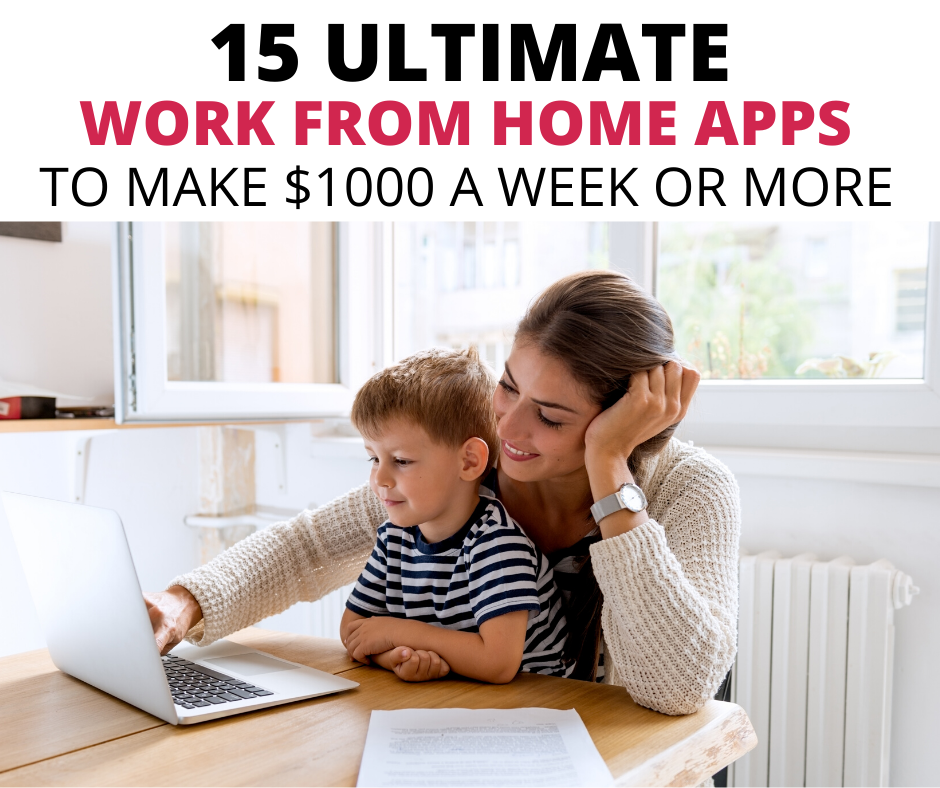 15 Best Work from Home Apps for Beginners